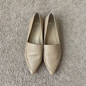 Marc Fisher Zurri Pointed Toe Loafer